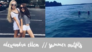 Summer Outfit Ideas   Beach, Shopping, etc Thumbnail