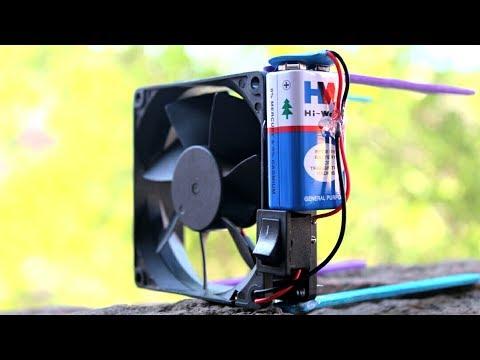 Awesome CPU fan life hacks - DIY gadgets