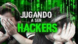 Jugando a ser hackers con Wismichu