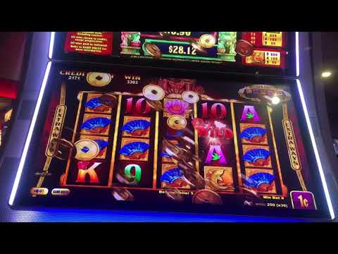 Some Honorable Mentions on Slot Wins at Chumash Resort & Casino