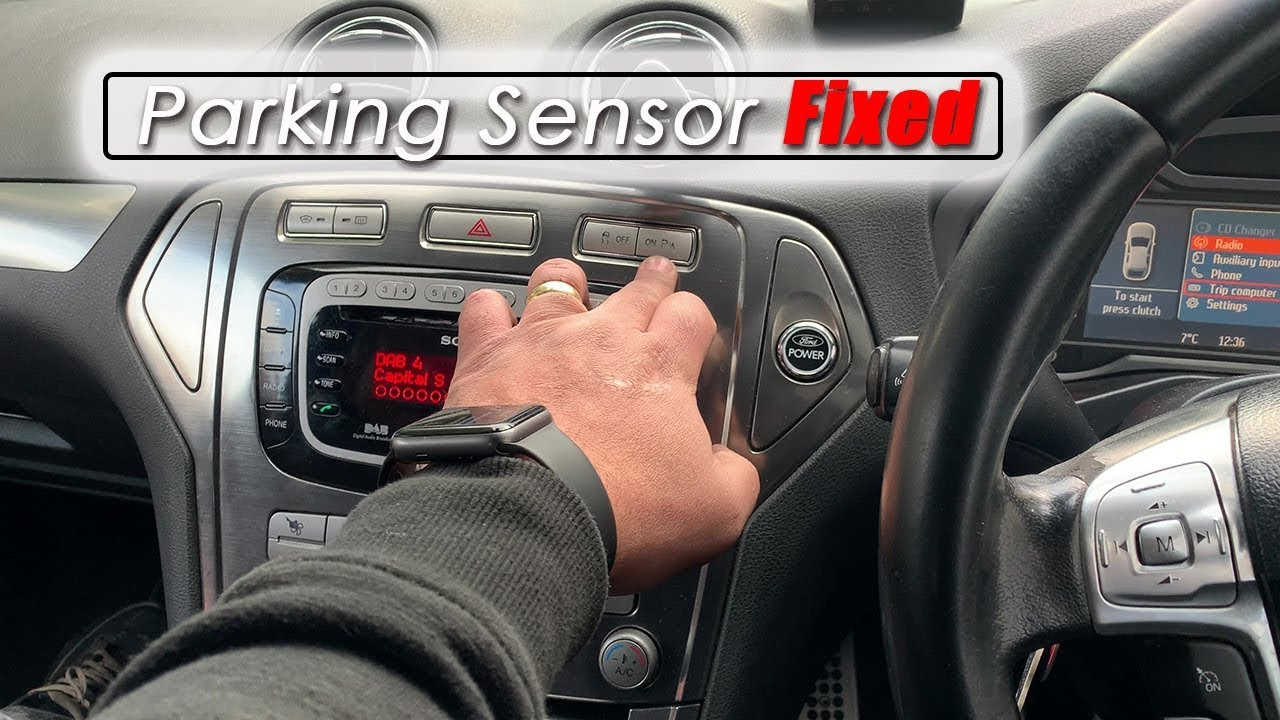Parking Park Assist Distance Control Sensor for Ford C-Max Focus Transit Connect