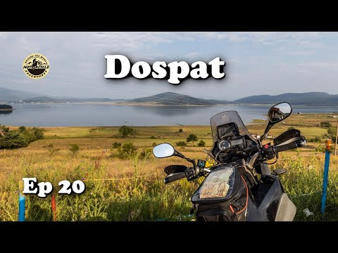 Ep 20 - Dospat, Sarnitsa - Velingrad Road, Batak Dam & Koprivshtitsa / Motorcycle Trip Bulgaria