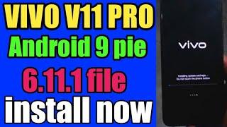 Some V11 Pro Update   Asdela