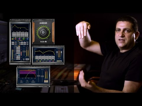 Mixing Drums in 30 Minutes - Webinar with Yoad Nevo