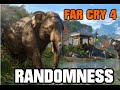 Far Cry 4 - Getting from Point A to Point B and everything else in between.