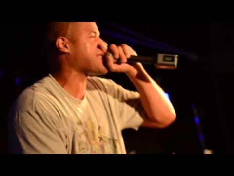 Homeboy Sandman - Mine All Mine / Look Out (Last.fm Live)