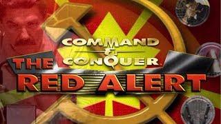 Обзор C&C Red Alert - железные занавесы, Сталин, Hell March и тонны клюквы