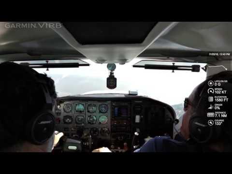 Flight 121 KTMB Miami Sightseeing  Cessna Cardinal 177RG