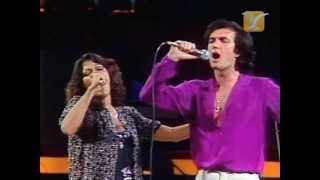 Otro de los grandes momentos de Viña: en 1981 coinciden en el Escen...