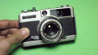 キャノン デミEE17の使い方 CANON demi EE17 How to use 1960s half frame camera
