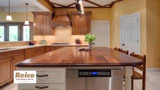 Reico Kitchen & Bath: Potomac, Md Kitchen Remodel