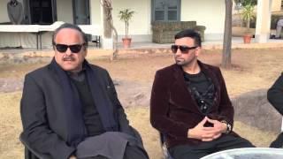 UK Singer Maz Bonafide meets Imran Khan PTI