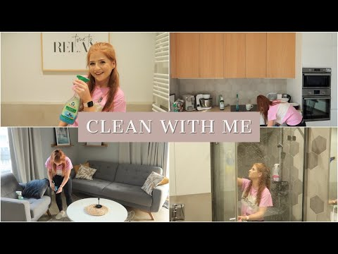 WIOSENNE CLEAN WITH
