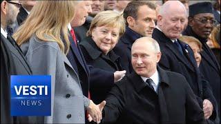 Poroshenko Snubbed! Trump Doesn't Deign to Meet With Ukrainian President! No Handshake Even!