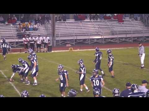 Steven Kennedy Football Brookville PA
