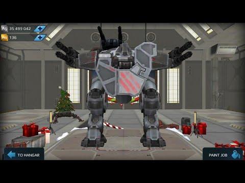 War Robots: Lancelot Tempest/Punisher T Gameplay - YouTube