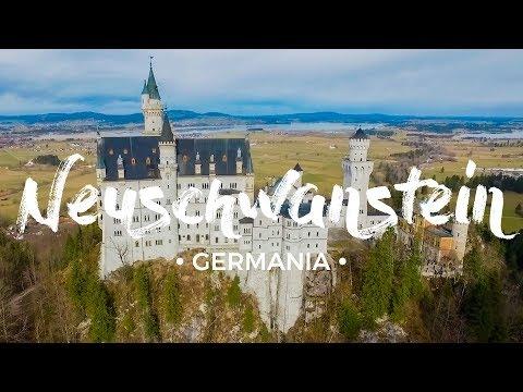Neuschwanstein: il castello delle FAVOLE!