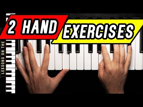 Easy Two Hand Piano Exercises for Beginners