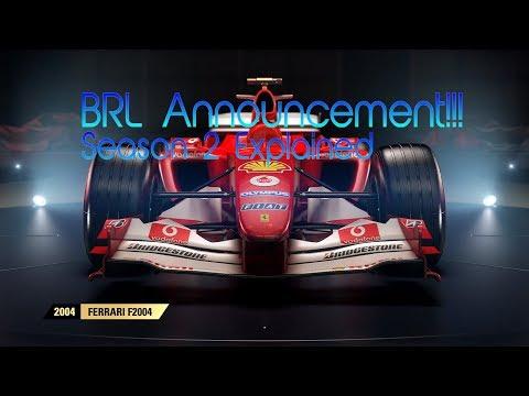 BRL League Announcement - Season 2 Explained