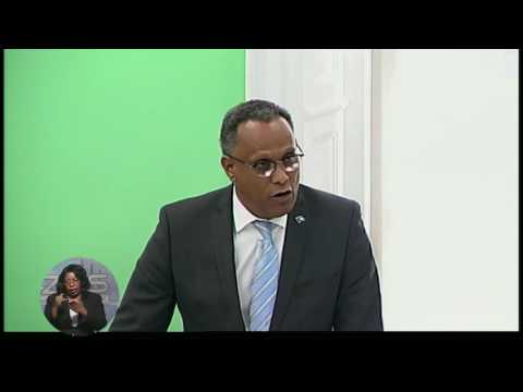 GRAND BAHAMA MINISTER ON PORT AUTHORITY CHANGES
