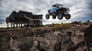 Ultimate Custom Off Road Buggy Jumps Through Buildings thumbnail