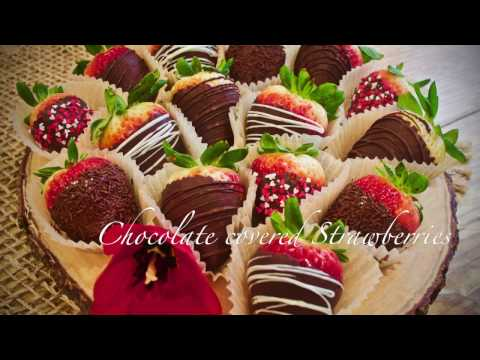 Easy Homemade Chocolate Covered Strawberries | Yensweethaven