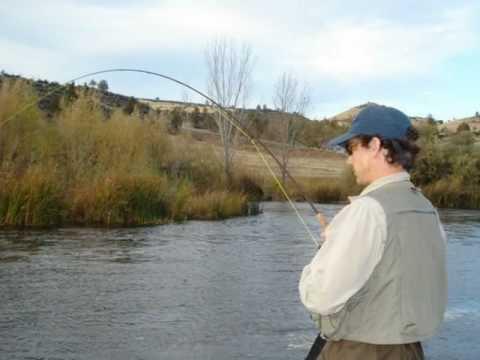 Mount Shasta Fishing
