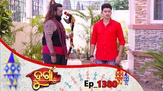 Durga | Full Ep 1380 | 14th May 2019 | Odia Serial - TarangTV