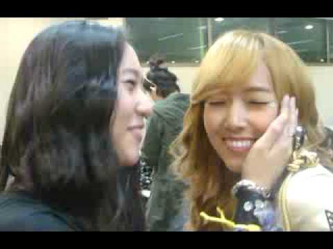 2009 Dream Concert Back stage _ f(x)   SHINee   GIRLS` GENERATION Mp3