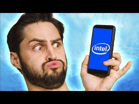 Intel Made A PHONE?!