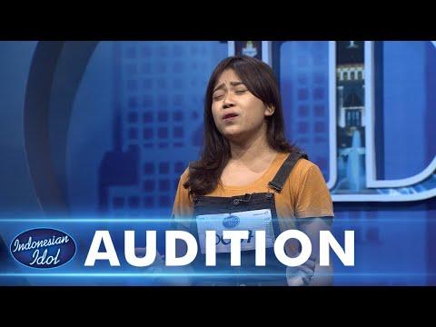 Bianca Jodie, membawakan lagu Side To Side dari Ariana Grande - AUDITION 2 - Indonesian Idol 2018