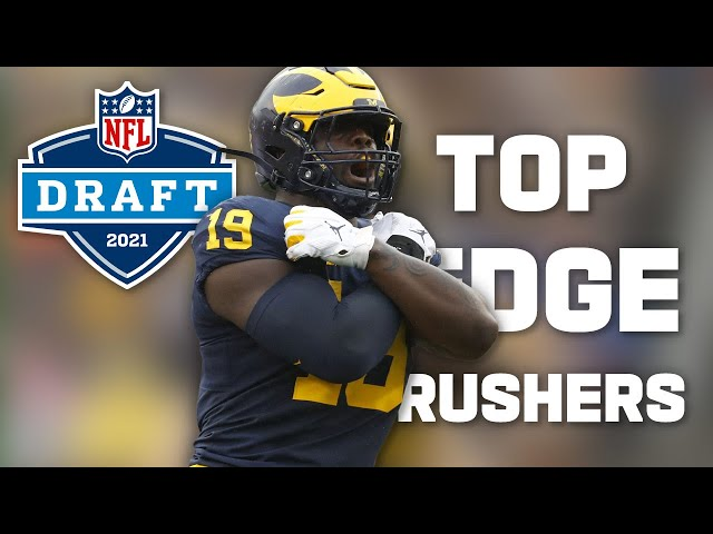 Top EDGE Rusher Prospects in 2021 NFL Draft