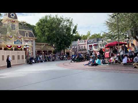 Dana Middle School Marching Band Disneyland 3/8/19
