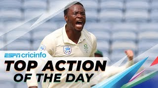 Agarkar: Difference in class between Rabada and the rest