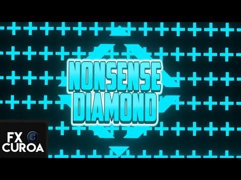 Nonsense Diamond V2 2D Intro | by CuroaFX - YouTube