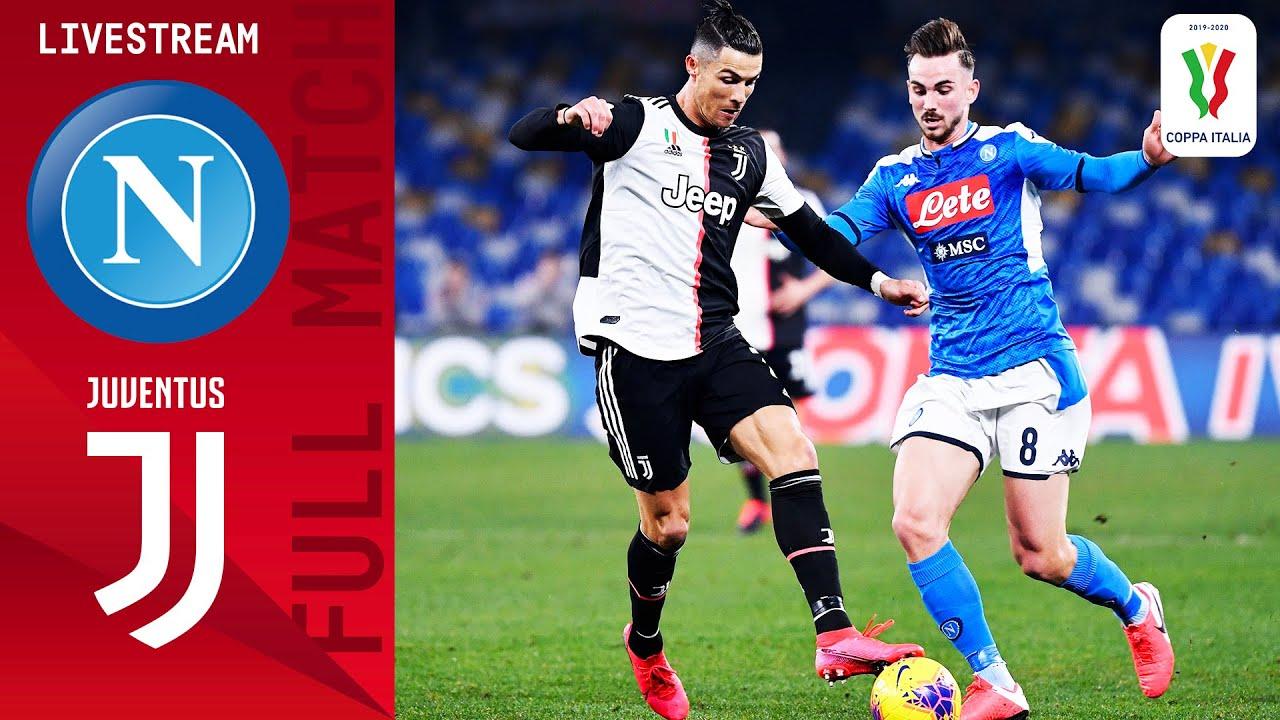 Ssc Napoli Vs Juventus 17 Jun 2020 Video Highlights Footyroom