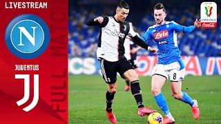 🔴 Napoli v Juventus   Full Match LIVE   Coppa Italia Coca-Cola FINAL   Serie A TIM