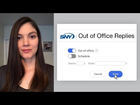 Maria Marino Talks Some Hoops | Out Of Office Replies | SNY