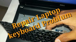 Fix Laptop Keyboard Problum