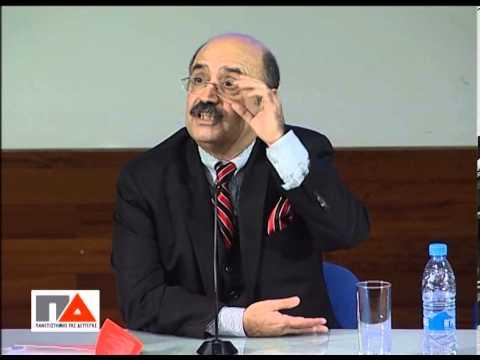 Δρ Νίκος Ζαμπόγλου - University of Monday