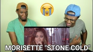 MORISSETTE - Stone Cold (MYX Live! Performance) (REACTION)