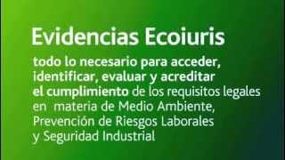 Evidencias Ecoiuris | Wolters Kluwer España | www.wke