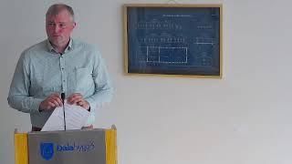 haldinn í stjórnsýsluhúsi Dalabyggðar fimmtudaginn 12. ágúst 2021.