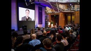 Edward Snowden Interview with Peter Van Valkenburgh of Coin Center | Blockstack Berlin 2018 thumbnail
