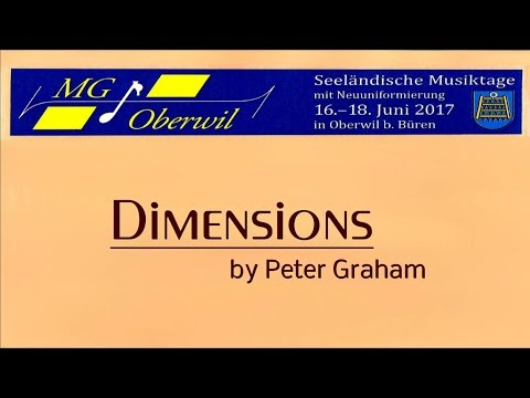Dimensions (by Peter Graham)