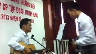 [Guitar] Tình Ta Biển Bạc Đồng Xanh (Trọng Tấn, Anh Thơ) Guitar Đệm Hát Tú Hoàng (Có hợp âm)