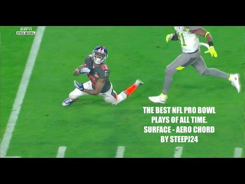BEST NFL PRO BOWL PLAYS OF ALL TIME
