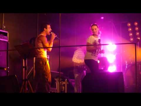 """Banda MdR """"Miudos da Rua"""" 2012 em S. Tiago dos Velhos """"Dança de Amor"""" Paula Soares"""