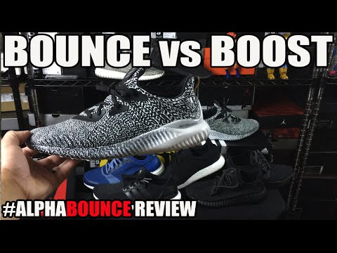 adidas-bounce-vs-boost-comparison:-#alphabounce-review-+-on-feet