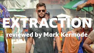 Extraction reviewed by Mark Kermode